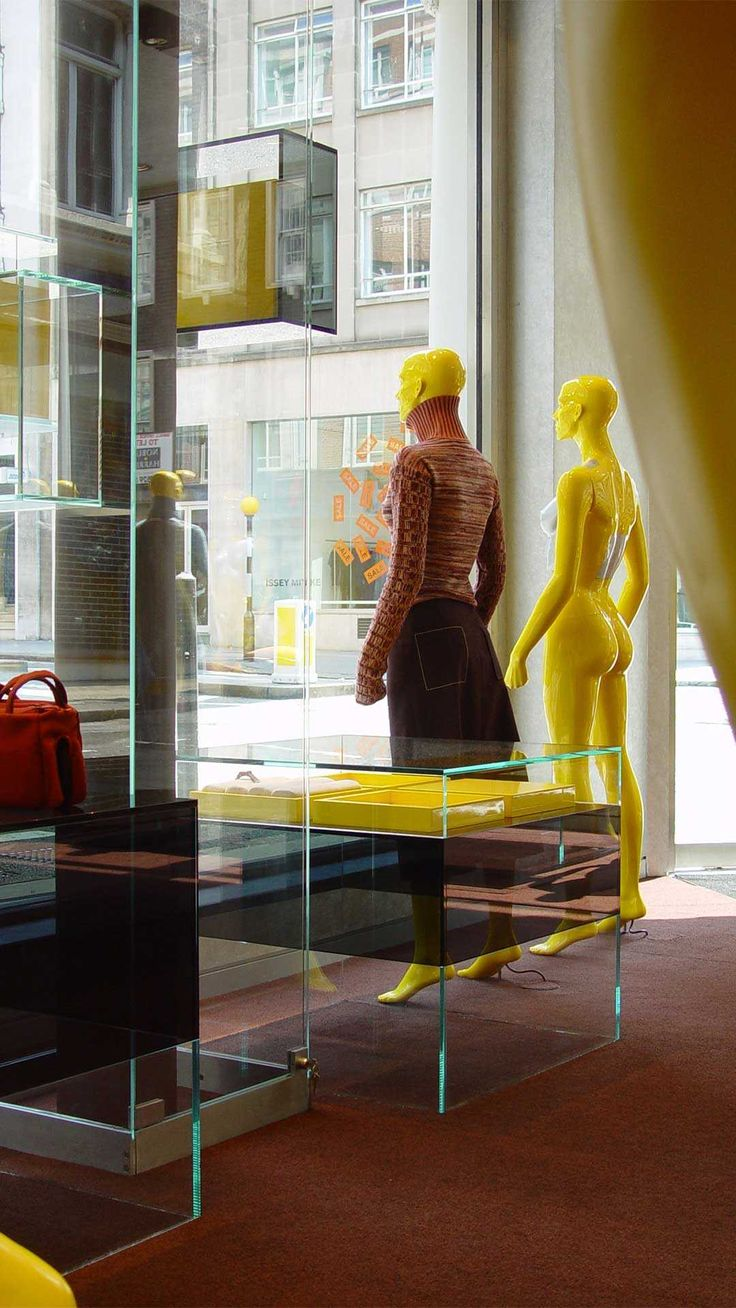 Mandarina Duck Flagship Store an iconic interior by Marcel Wanders for Mandarina Duck, 2008. www.marcelwanders.com #Marcelwanders #designer #best #design #interiordesign #productdesign #mandarinaduck #store
