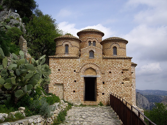 the little Cattolica of Stilo (9th century): a genuine example of byzantine church of the middle age in Calabria, IT