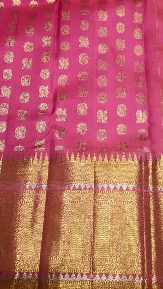 Exclusive Knachivaram Silk Saree Collection | Buy Online Kanchi Sarees | Elegant Fashion Wear