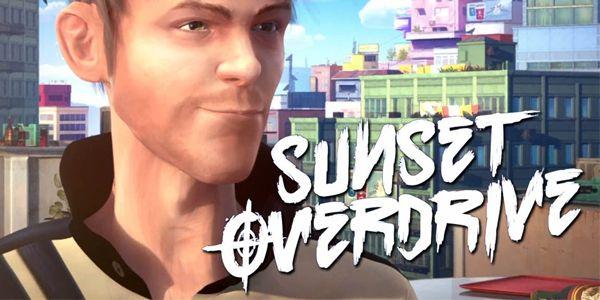 Disponibile da oggi Dawn of the Rise of the Fallen Machines il nuovo DLC di Sunset Overdrive