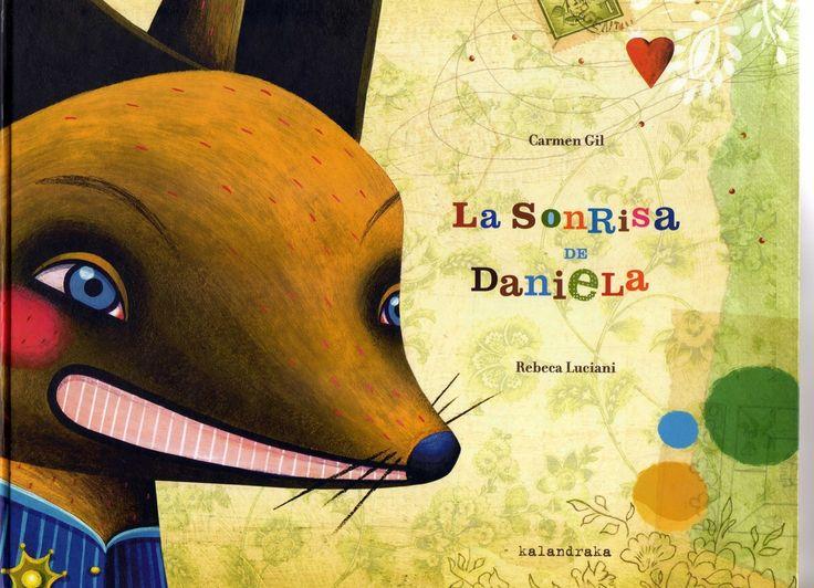 La sonrisa de Daniela. POSITIVISMO, ALEGRÍA...