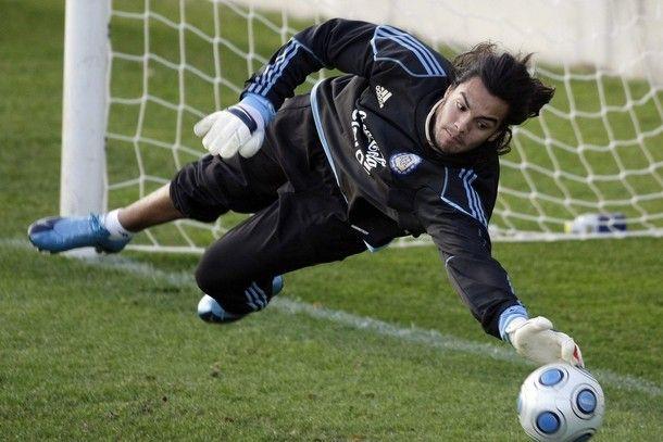 ROMERO, Sergio | Goalkeeper | Sampdoria (ITA) | @SRomeroFans | Click on photo to view skills