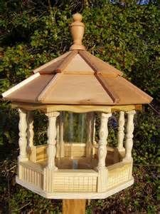 Gazebo Bird Feeder Woodworking Plans - The Best Image Search