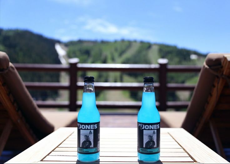 Jones soda with a #steinstyle twist! #jonessoda