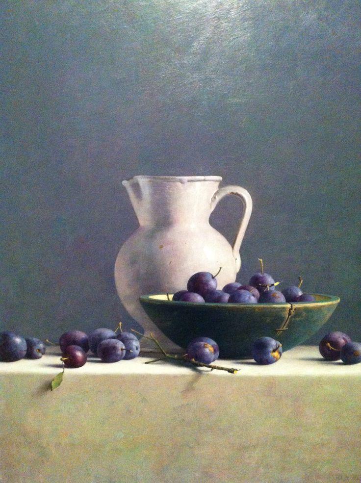 Dutch painter Henk Helmantel