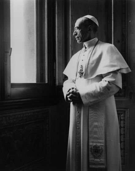 NUN SAVED JEWS IN CONVENT FROM NAZI REGIME: Pope Pius XII gave secret orders for the religious houses of the city to give sanctuary to Jewish people (CNS)