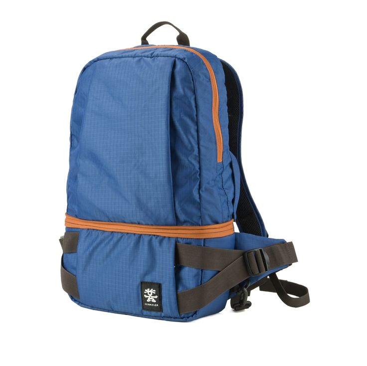 Light Delight Foldable Backpack - #Crumpler #Camera_Backpack http://crumpler.eu