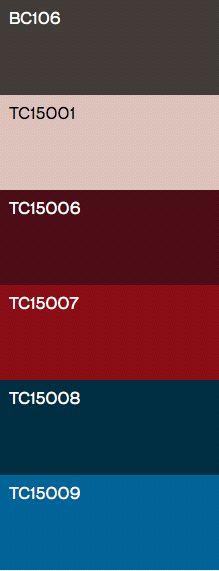 AUTUMN DREAMS: De kleuren van een herfstboeket met winterfruit: het warme rood van bessen en diepe blauw van bramen, afgewisseld met tere accenten zoals zacht koraal.  Glanzende koper- en goudaccenten zorgen voor de trendy touch in deze stijl.