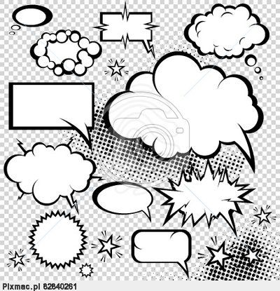 chmurka komiksowa - Szukaj w Google