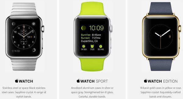 Apple Watch, Harga 4 Jutaan, Siap Meluncur Tahun Depan