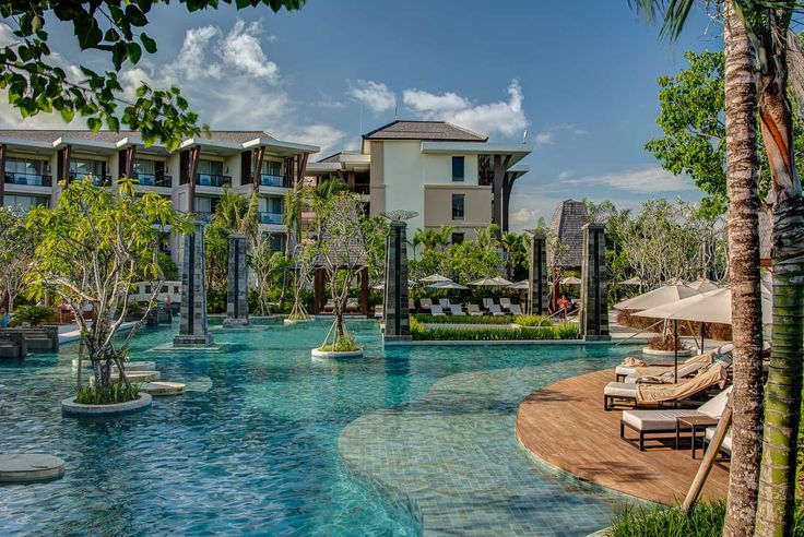 Bali Hotel Photography - Sofitel Nusa Dua - pool bar late afternoon