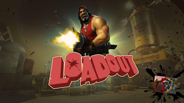 Hola a todos los Loc@s!!!  Tarde de Domingo aburrida y calurosa...Coje una lanzacohetes y destruye a todo lo que se te pongan por delante en Loadout Free to play a que esperas!!!!! http://youtu.be/rfPMWGxLRxY