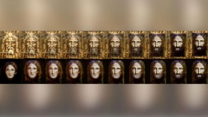 Police Create Image of Jesus as a Child Using Shroud of Turin, Computer Forensics