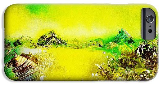 Shining IPhone 6s Case Printed with Fine Art spray painting image Shining by Nandor Molnar (When you visit the Shop, change the orientation, background color and image size as you wish)