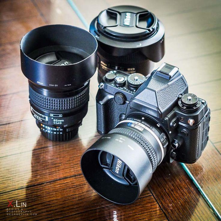 Nikon Df, 50mm f1.8 , 85mm F1.4D , 17-35 f2.8D