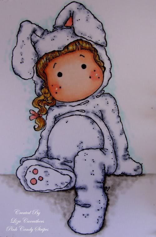 Solo Magnolia: Hoppy Easter Collection 2010