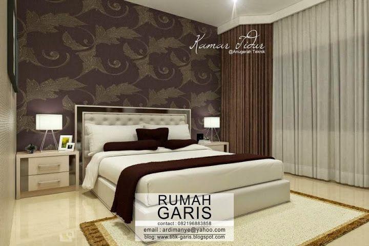 Desain Interior Rumah Pak Anugerah Di Makassar. Interiors Online MakassarJakarta