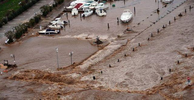 Υψηλότερες του μέσου όρους οι φυσικές καταστροφές στις ΗΠΑ