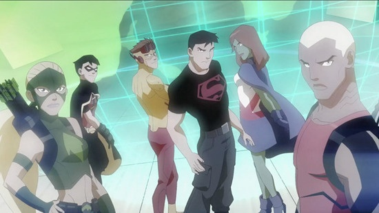 'Young Justice' First Look: Preview Season 2's Big 'Invasion' - Hollywood Reporter