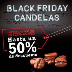 Black Friday Candelas
