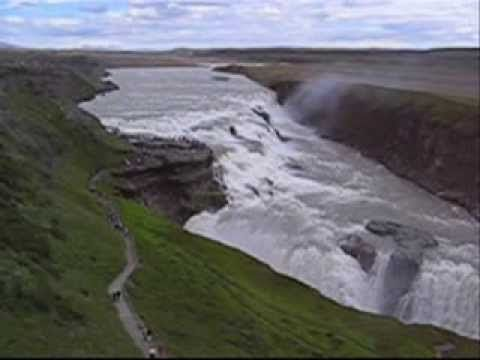 Gulfoss & Geysir, Iceland July 2007 #ToniJackman #islanti #Gulfoss #Geysir