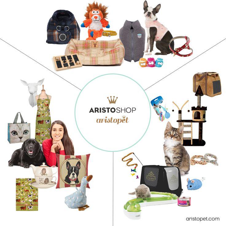 En ARISTOSHOP encontrarás una gran variedad de productos para tu ARISTOPERRO, ARISTOGATO y ¡para ti también! 😄 visita la sección de ARISTOPADRES y encuentra los accesorios más molones para tu hogar.  ➡️ Entra en ARISTOPET.COM/ARISTOSHOP