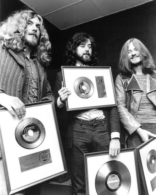 Led Zeppelin, 1971
