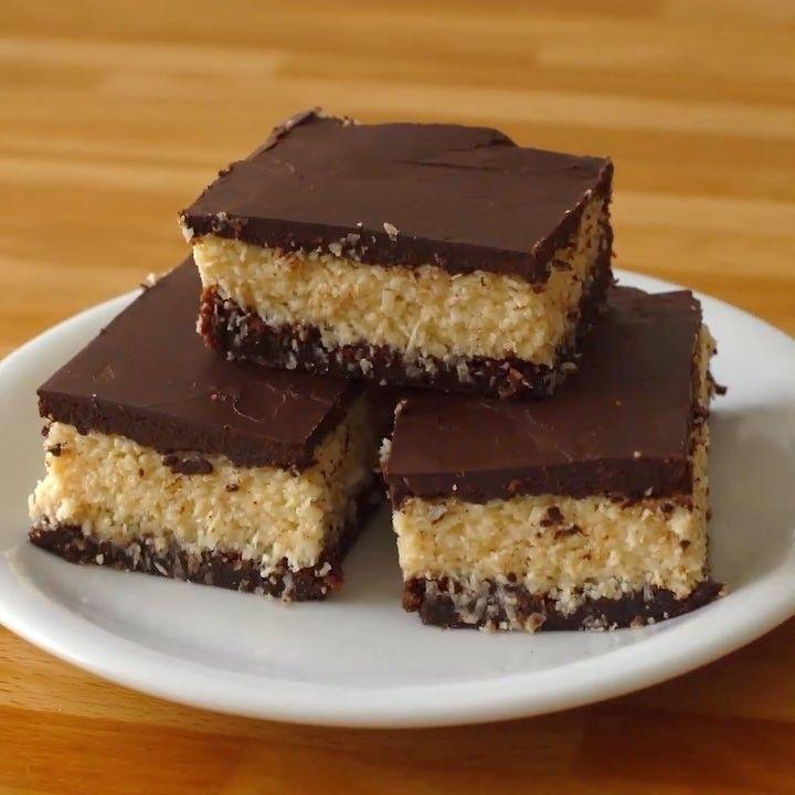 Hem Hindistan Cevizi Hem Çikolatanın Mükemmel Birleşimi Coco Brownie Nasıl Yapılır? - onedio.com