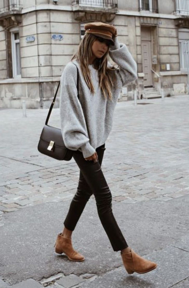 perfect fall outfit @dcbarroso