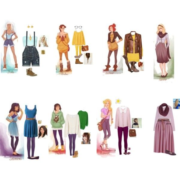 hipster disney princesses pt2 by prettyamazing365 on polyvore - Hipster Halloween Ideas