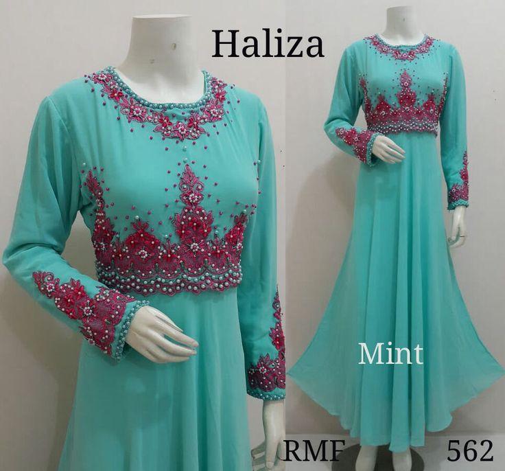 Kaftan Dress - Muslim Wedding Dress - Abaya Maxi Dress - Moroccan Kaftan - Dubai Kaftan - Fancy Abaya - Weding dress - Haliza  Dress by Mustikacollection on Etsy