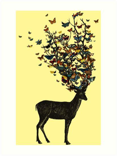 Wild Nature - Yellow by tobiasfonseca