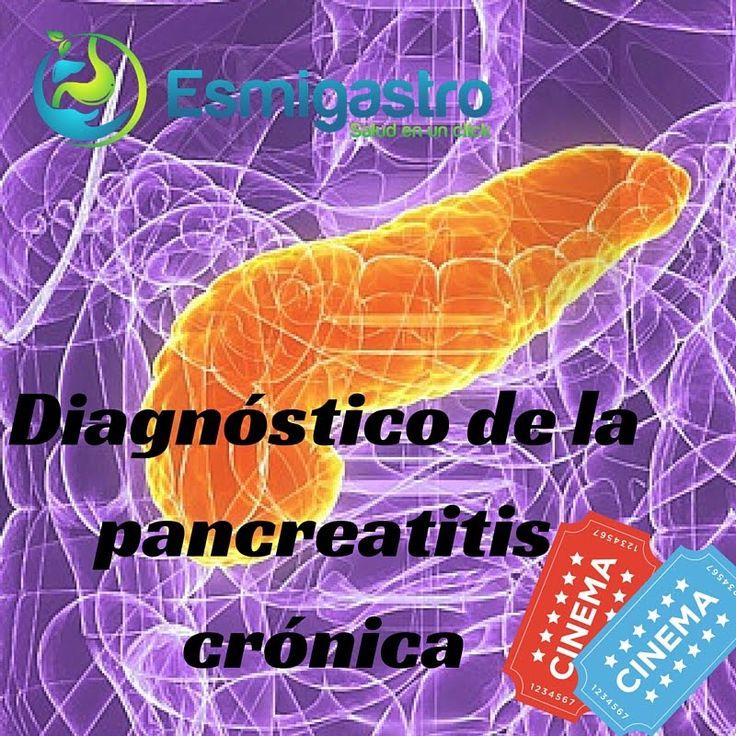 Diagnóstico de la Pancreatitis Crónica