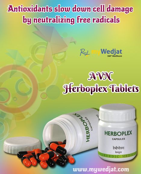Antioxidants slow down cell damage by neutralizing free radicals