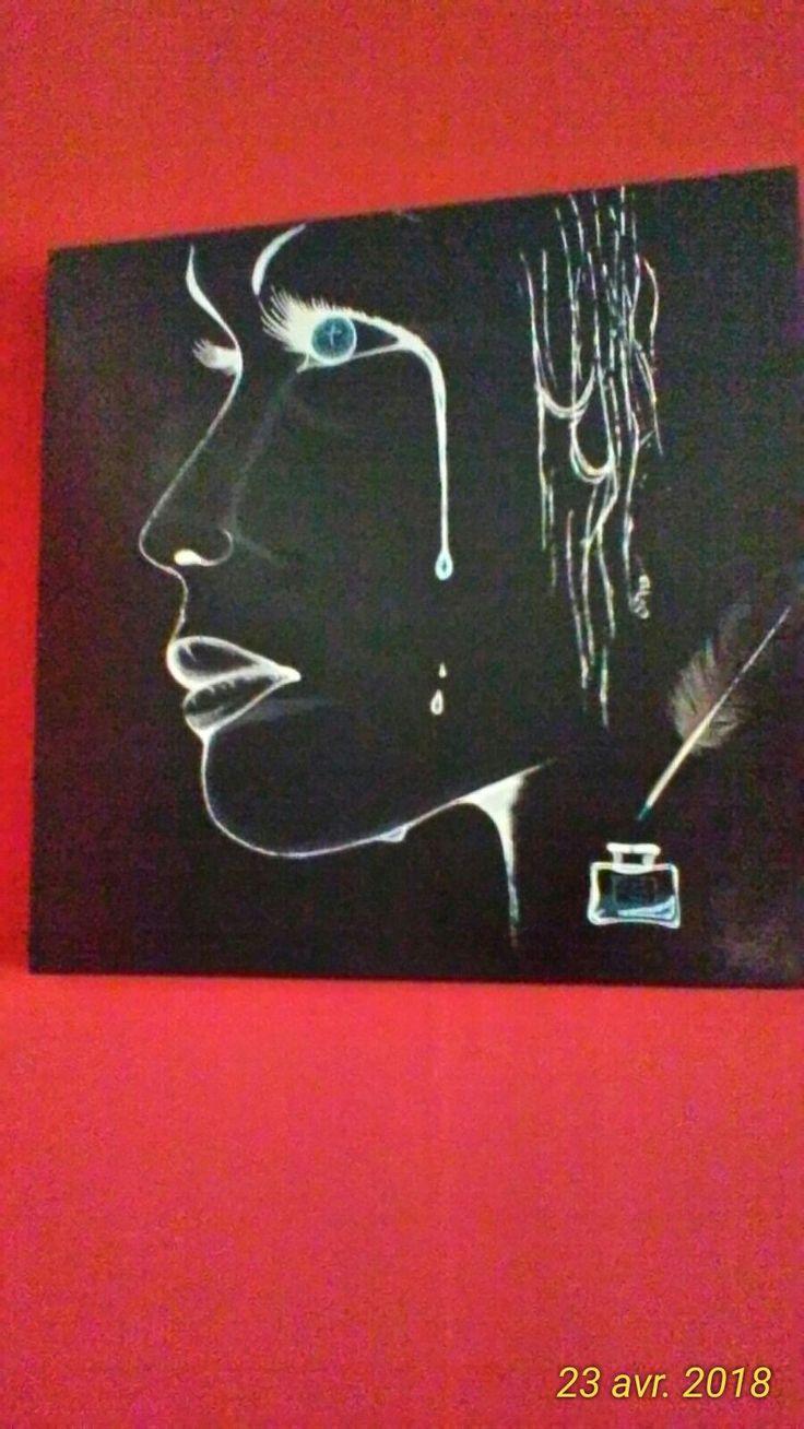 Mon autoportrait 😎