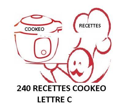 COOKEO LETTRE C