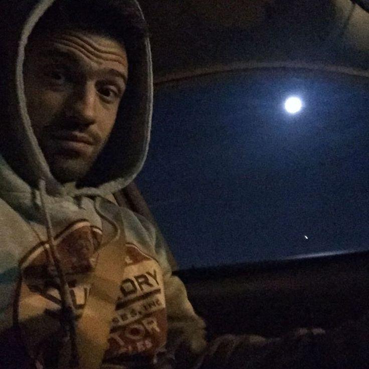 argiros_konstantinos::::Όμορφη παρέα απόψε.. #moon
