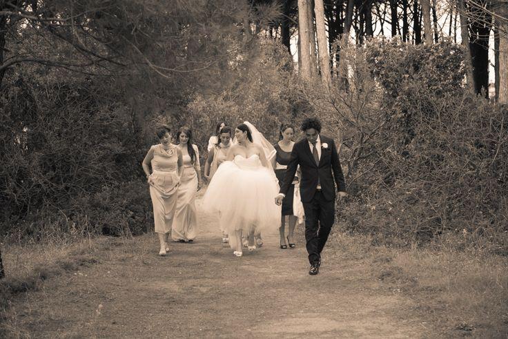 passeggiata in pineta  #cilento #paestum #dress #amatelier