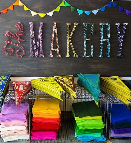 The Makery, Los Altos, San Francisco Bay Area, Bay Area garden, garden, South Bay, Where The Locals Go, crafty, crafts