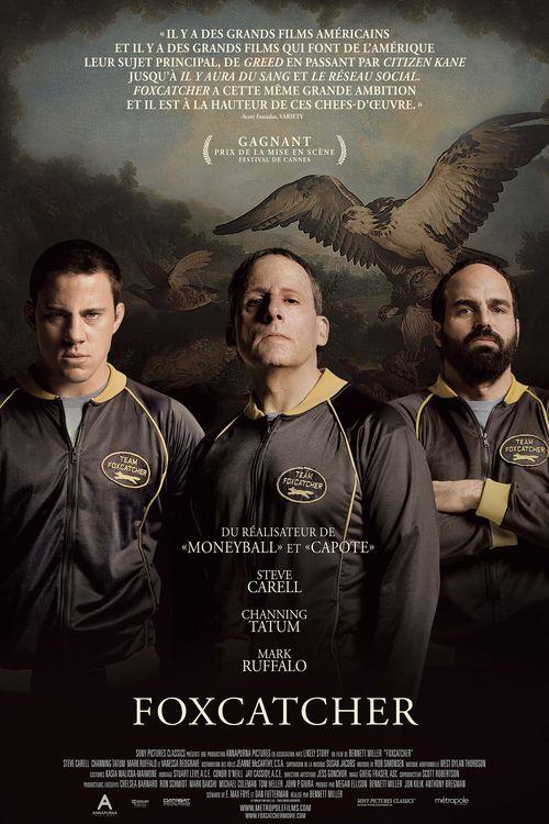 Watch->> Foxcatcher 2014 Full - Movie Online