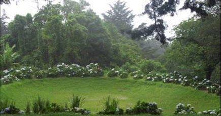 Parque Monte Cristo -ciudad de Metapan, departamento de Santa Ana.