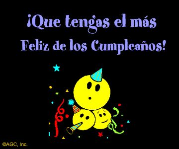 Que tengas el más feliz de los cumples - ツ Imagenes y Tarjetas para Felicitar en Cumpleaños ツ