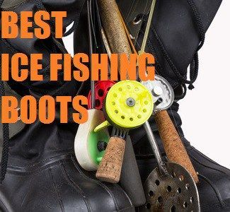 BEST ICE FISHING BOOTS #FishingBoots