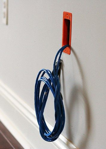 nerding out how we wired our house for ethernet tvroomhow we wired our cat6 wall