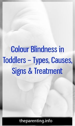 Colour Blindness In Toddlers Types Causes Signs Treatment