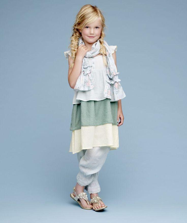 Bavlněné kalhoty Leah | Bella Rose