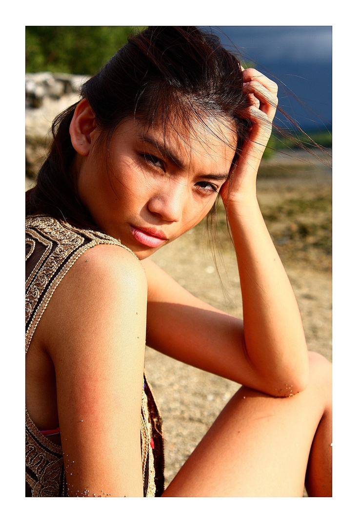 Photographer: PJ Almera  Model: Joice Velasco  H/MUA: Joice Velasco  Styling: Moses Fetalvero