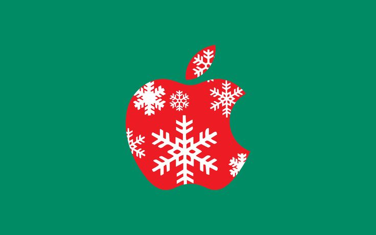logoapplechristmaswallpaperapplewallpaperchristmas