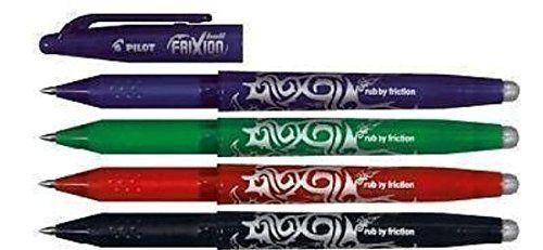stylo 4 couleurs effacable frixion pilot