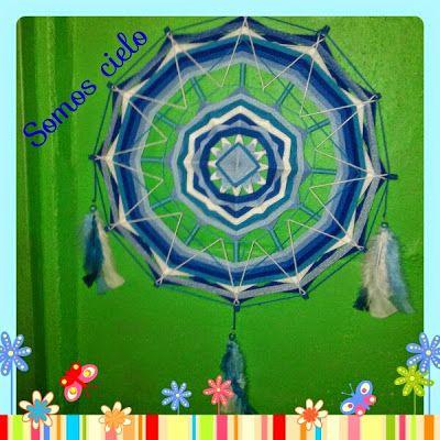 sonrisamaravillosa.blogspot.com: Somos Cielo #mismandalas